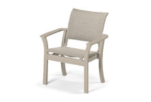 Telescope Casual Dune MGP Sling Stacking Cafe Chair