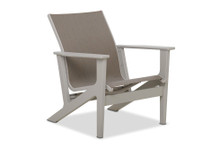 Telescope Casual Wexler Sling Chat Height Arm Chair