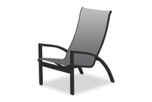 Telescope Casual Kendall Sling Stacking Chat Height Chair