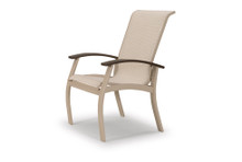 Telescope Casual Belle Isle Sling Arm Chair