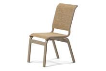 Telescope Casual Aruba II Sling Dining Height Armless Chair