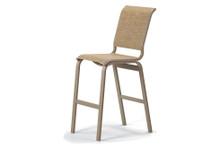 Telescope Casual Aruba II Sling Bar Height Armless Chair