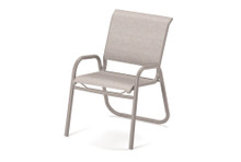 Telescope Casual Gardenella Sling Stacking Cafe Chair