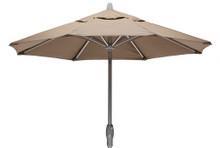 Telescope Casual Value Market 7.5ft Push Button Tilt Umbrella