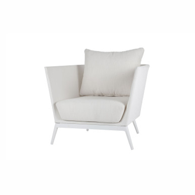 Source Furniture Cosmo Club Chair - Quarter View