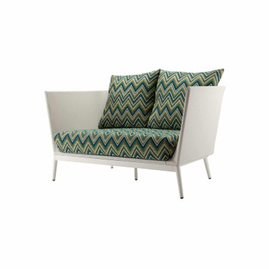 Source Furniture Cosmo Loveseat - Quarter View