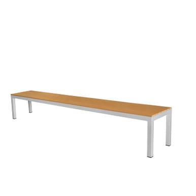 Source Furniture Vienna 10' Backless Bench