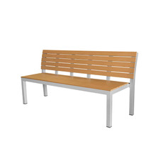 Source Furniture Vienna 6' Highback Bench