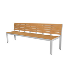 Source Furniture Vienna 8' Highback Bench
