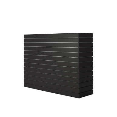 Source Furniture Vienna Large Durawood Planter - Black