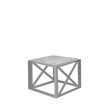 Source Furniture Dynasty End Table