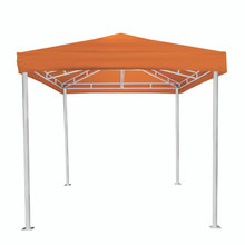 Source Furniture Oasis Standard Roof Cabana, Oasis Cabana is shown here with a standard roof, made up of Powder Coated Aluminum Frame and awning grade fabric