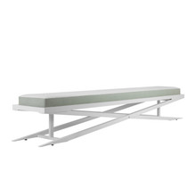 Source Furniture Dynasty Bench 10ft