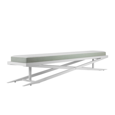 Source Furniture Dynasty Bench 11.5ft