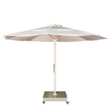 Source Furniture The Grand 13' Center Pole Umbrella - Wood Grain Frame