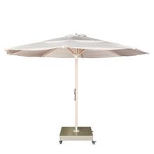 Source Furniture The Grand 13' Center Pole Umbrella - Wood Grain Frame