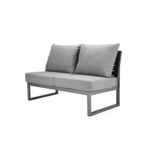 Source Furniture Modera Sectional Armless Loveseat