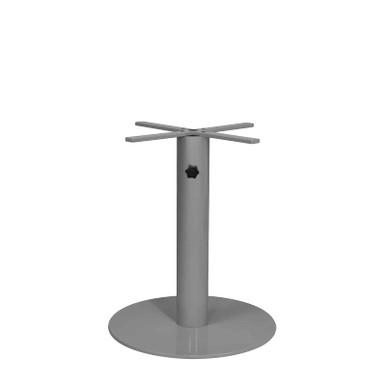 Source Furniture Verona Round Dining Base with Umbrella Option