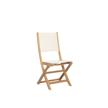 Sunset West Huntington Folding Armless Dining Chair