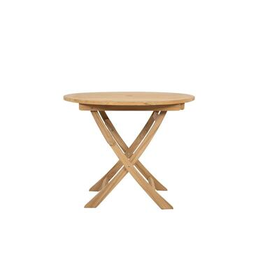 Sunset West Huntington Folding Bistro Table