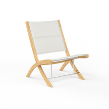 Sunset West Huntington Folding High Back Chair