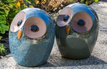 Alfresco Home Large Ceramic Owl