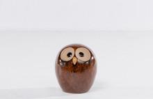 Alfresco Home Small Ceramic Owl