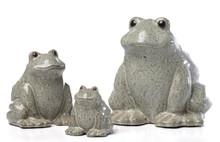 Alfresco Home Medium Calm Frog