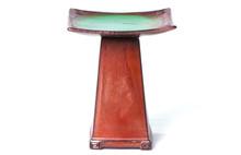 Alfresco Home Zen Birdbath - Copper