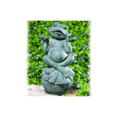 Alfresco Home Carefree Frog