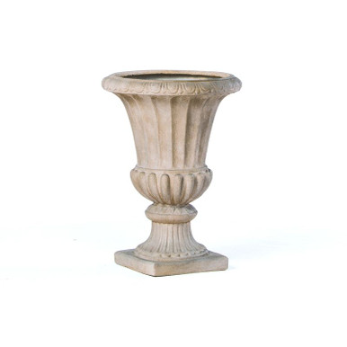 Alfresco Home Locanda Large Urn - Tallow