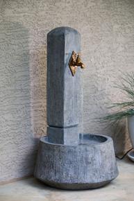 Alfresco Home Harpeth Fountain w/ Pump