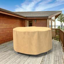 Budge Industries All Seasons Patio Bar Table/Chair Cover  - Medium