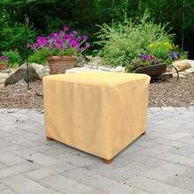 Budge Industries All Seasons Square Patio Table/Ottoman Cover