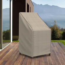 Budge Industries English Garden Patio Stack of Chair Cover