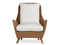 Replacement Cushions for Lloyd Flanders Tobago High Back Lounge Chair