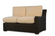 Replacement Cushions for Lloyd Flanders Mesa Left Arm Loveseat