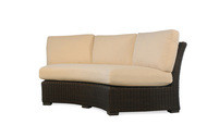 Replacement Cushions for Lloyd Flanders Mesa Curved Sofa