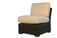 Replacement Cushions for Lloyd Flanders Mesa Armless Sectional Chair