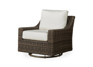 Replacement Cushions for Lloyd Flanders Mesa Swivel Glider Lounge Chair