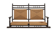 Replacement Cushions for Lloyd Flanders Low Country Vinyl Wicker Porch Swing