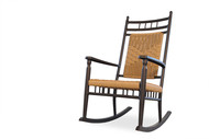 Replacement Cushions for Lloyd Flanders Low Country Vinyl Wicker Porch Rocker