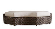 Replacement Cushions for Lloyd Flanders Largo Wicker Right Curved Bench