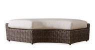 Replacement Cushions for Lloyd Flanders Largo Wicker Left Curved Bench