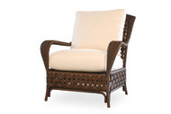 Replacement Cushions for Lloyd Flanders Haven Wicker Lounge Chair