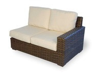 Replacement Cushions for Lloyd Flanders Contempo Wicker Left Arm Loveseat