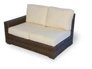 Replacement Cushions for Lloyd Flanders Contempo Wicker Right Arm Loveseat