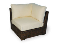 Replacement Cushions for Lloyd Flanders Contempo Wicker Corner Sectional Chair