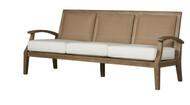 Replacement Cushions for Lloyd Flanders Wildwood Teak Sofa