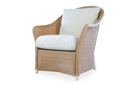 Replacement Cushions for Lloyd Flanders Weekend Retreat Wicker Lounge Chair